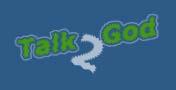 Talk to God logo