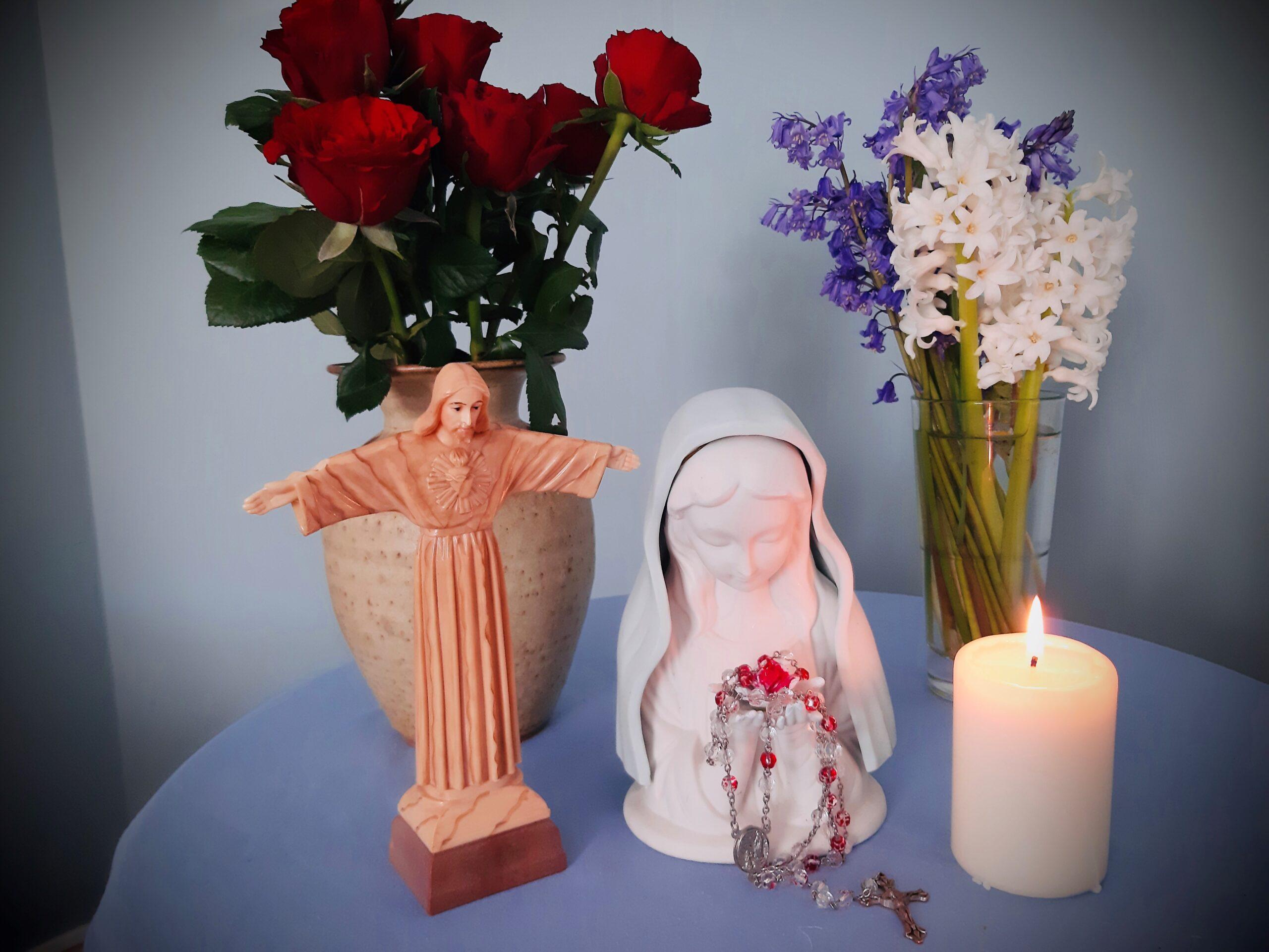 Creating a May Altar